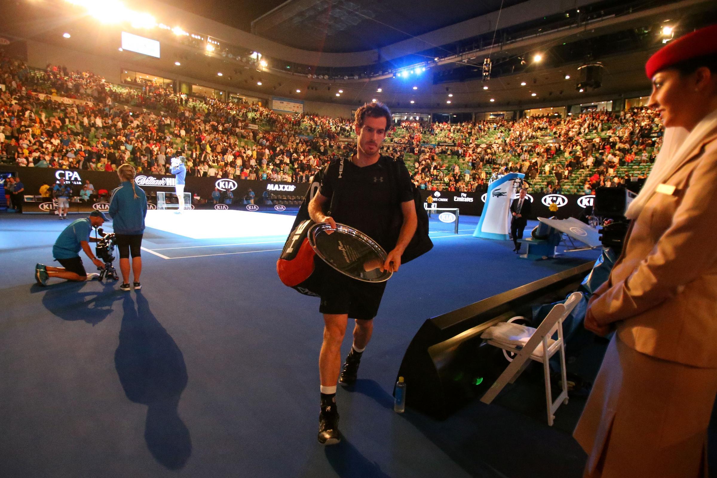 Novak Djokovic: 'I can equal Federer's Grand Slam titles'