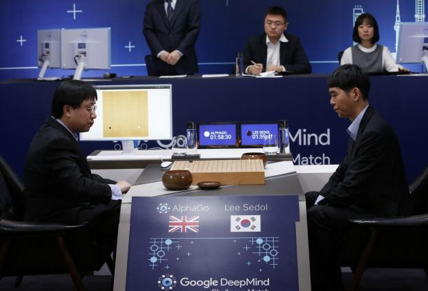 Google's Deepmind topples Go champion in landmark victory for artificial intelligence