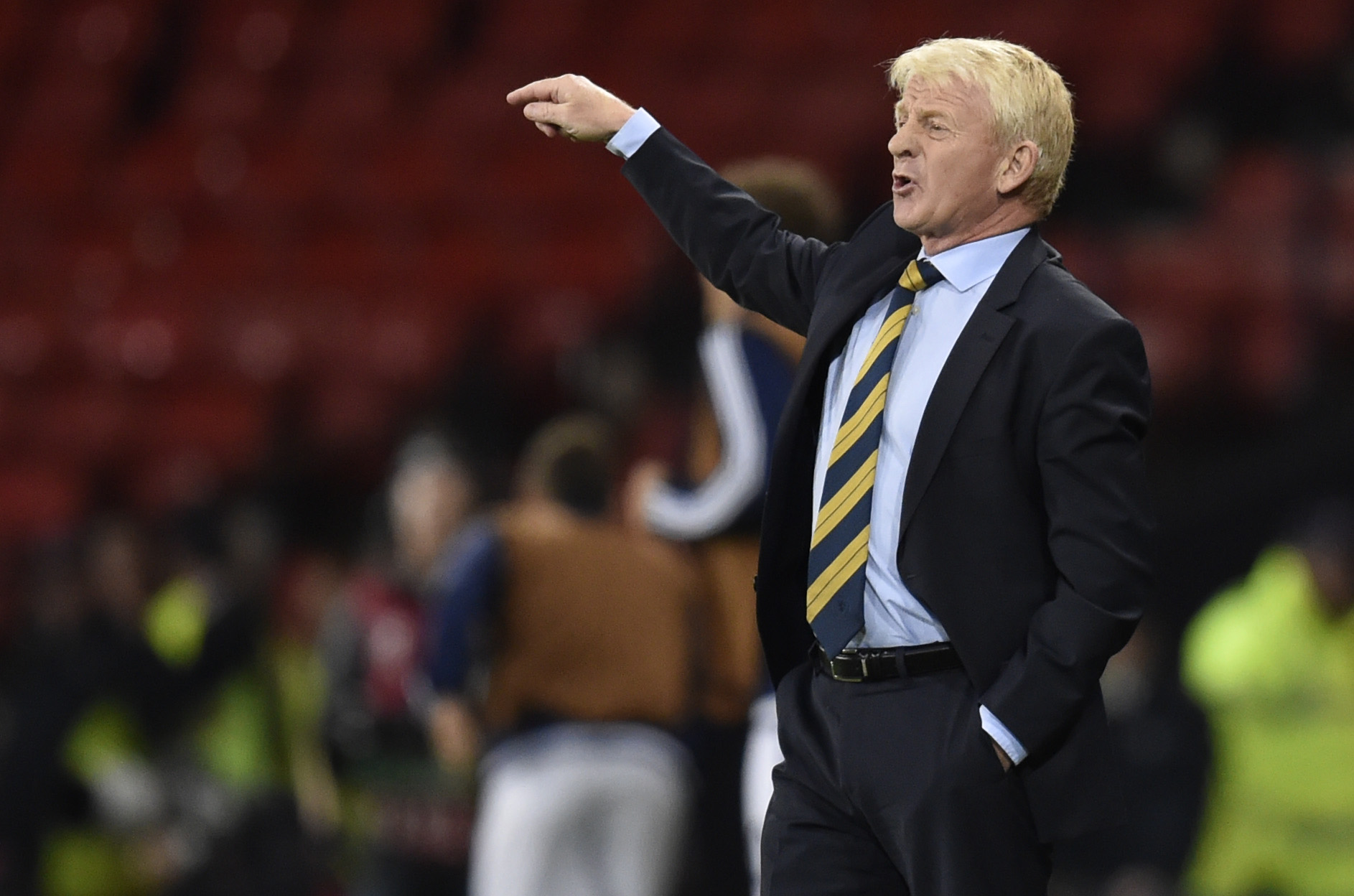 Scotland have to be wary of 'dangerous' Lithuania warns Gordon Strachan