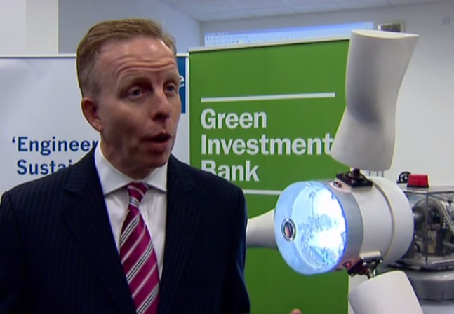 Green Investment Bank sold in £2.3bn deal
