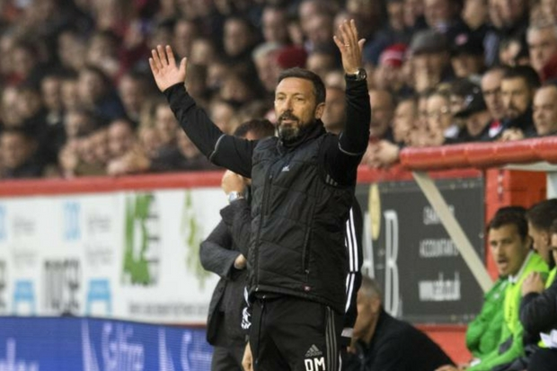 Derek McInnes: Rangers should be