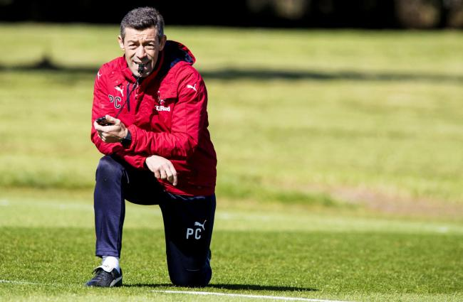 Pedro Caixinha determined to bring European success to Rangers