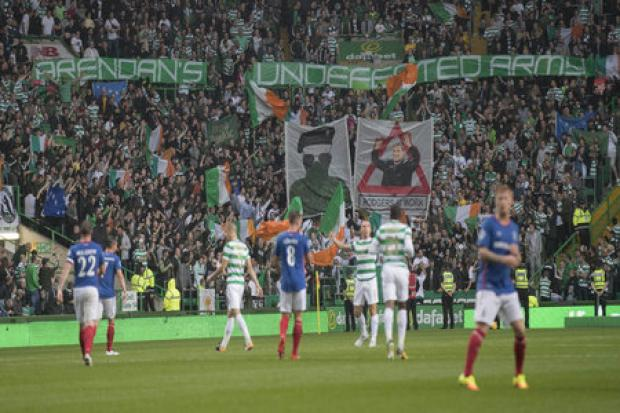 Celtic and Linfield could potentially face tough sanctions from UEFA