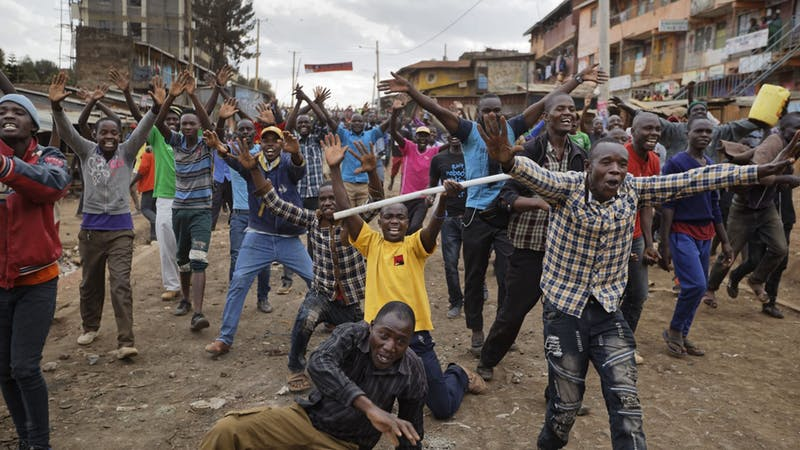 Kenya election dispute intensifies with conflicting claims