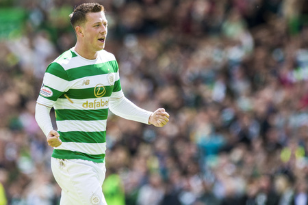 Celtic midfielder Callum McGregor signs new four-year deal at Parkhead