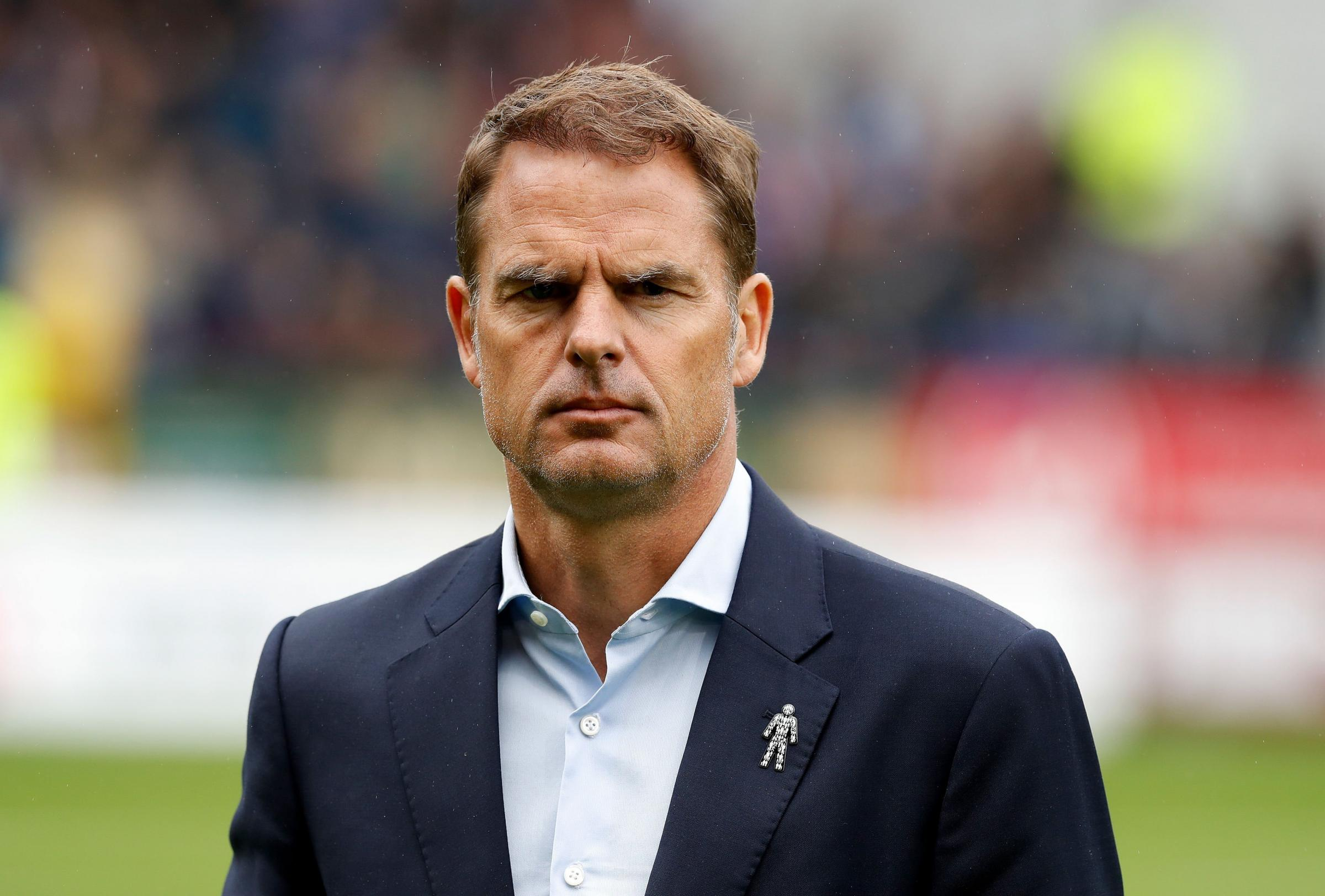 Stewart Fisher: Palace coup gives Frank de Boer top billing in brief history of blink-and-you-miss-them bosses