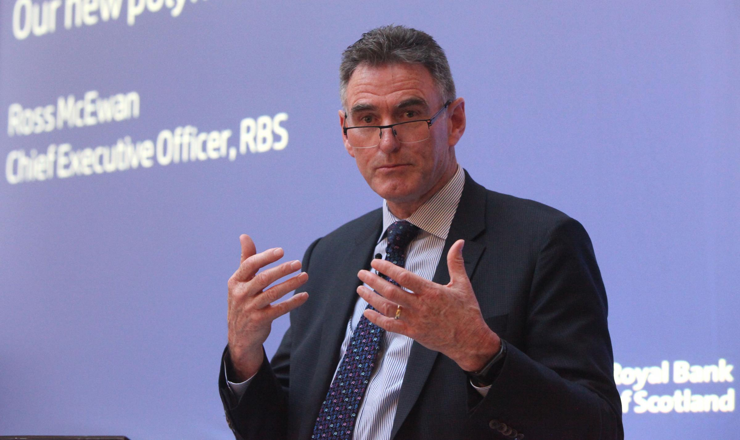 Royal Bank of Scotland (RBS) Hit Hold From Sell