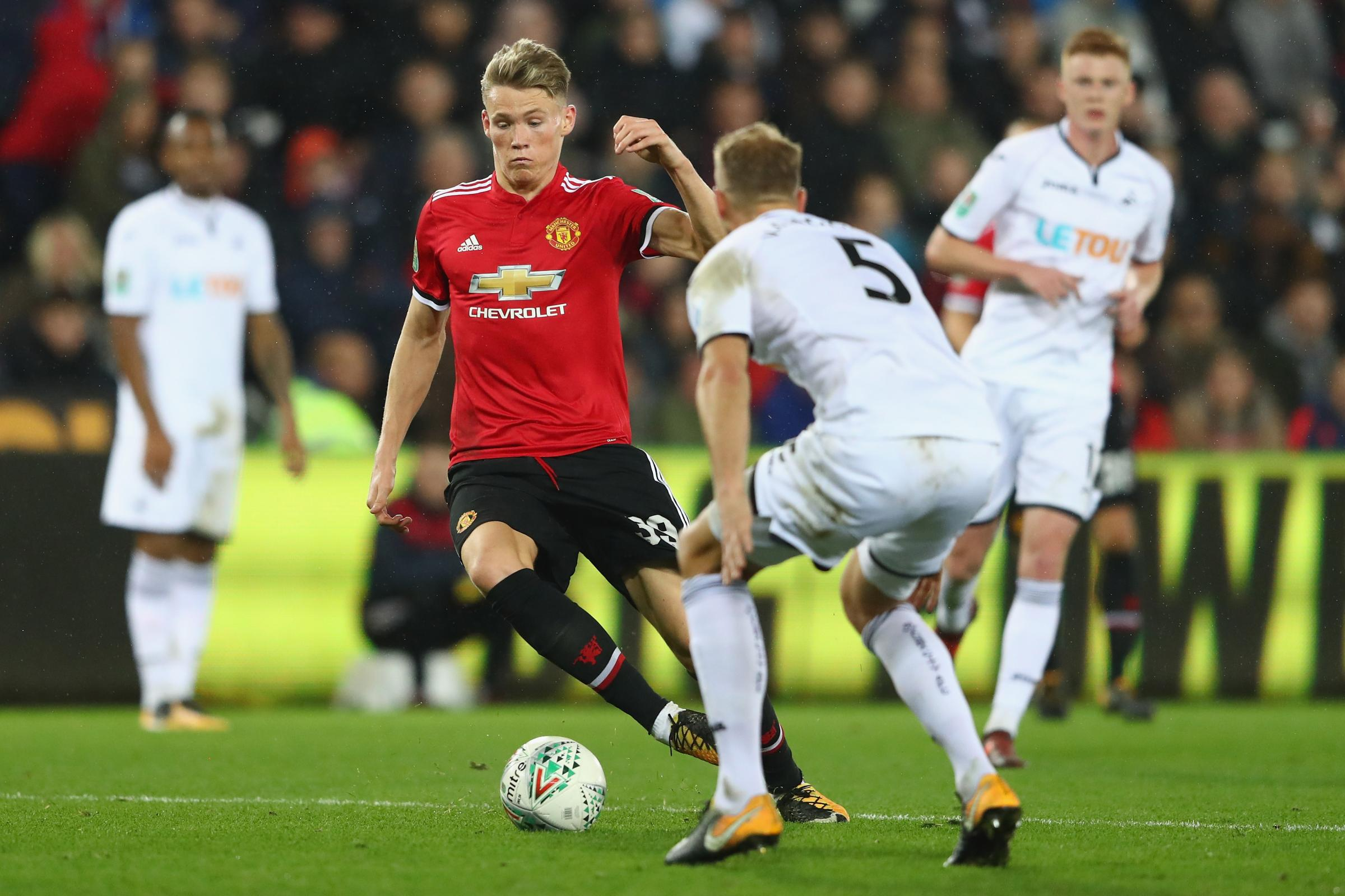 McTominay grandfather reveals role Ferguson played