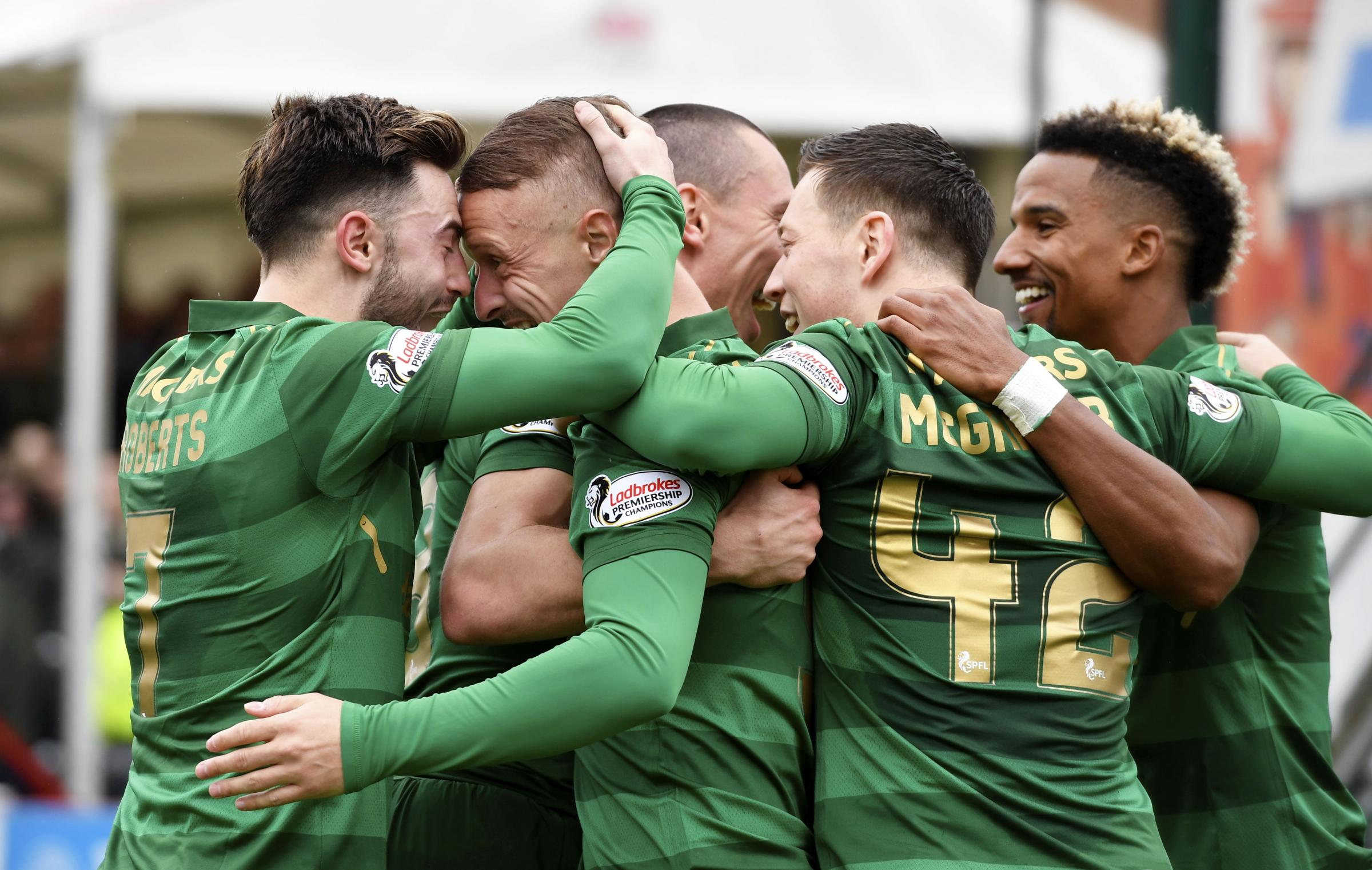 Celtic en route to Scottish treble after Rangers rout in Cup semis