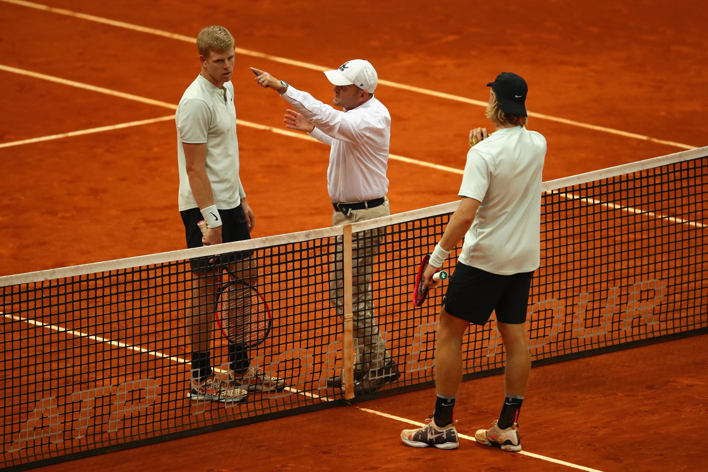 Edmund takes down 'legend' Djokovic as Nadal cruises again — Madrid Open