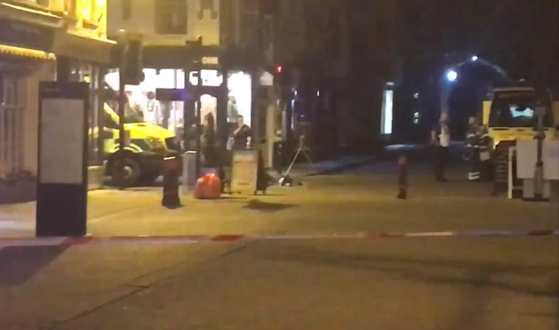 Two people taken ill in Salisbury restaurant: United Kingdom police