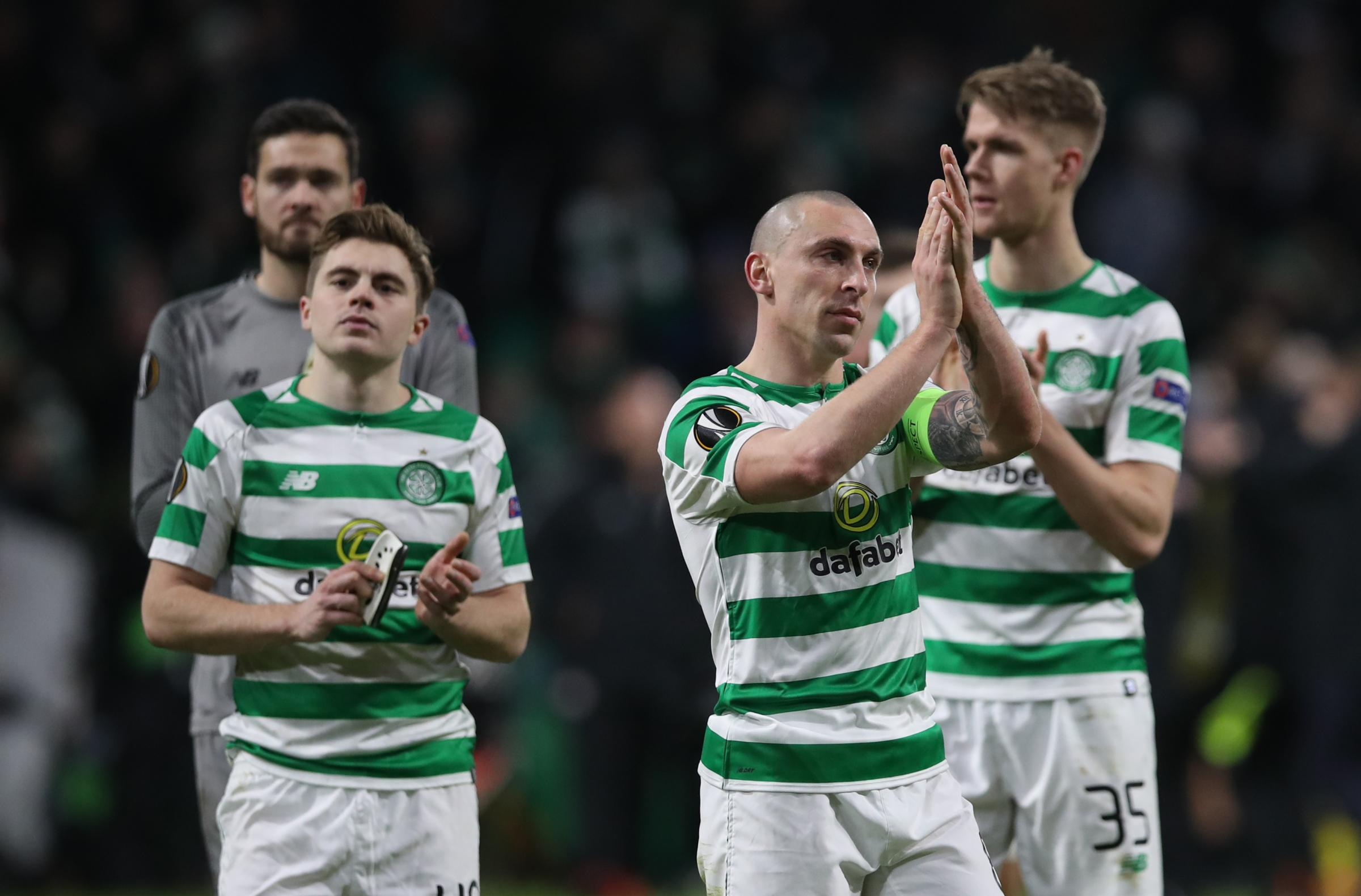 Celtic star ready to make an impact against Salzburg when called upon
