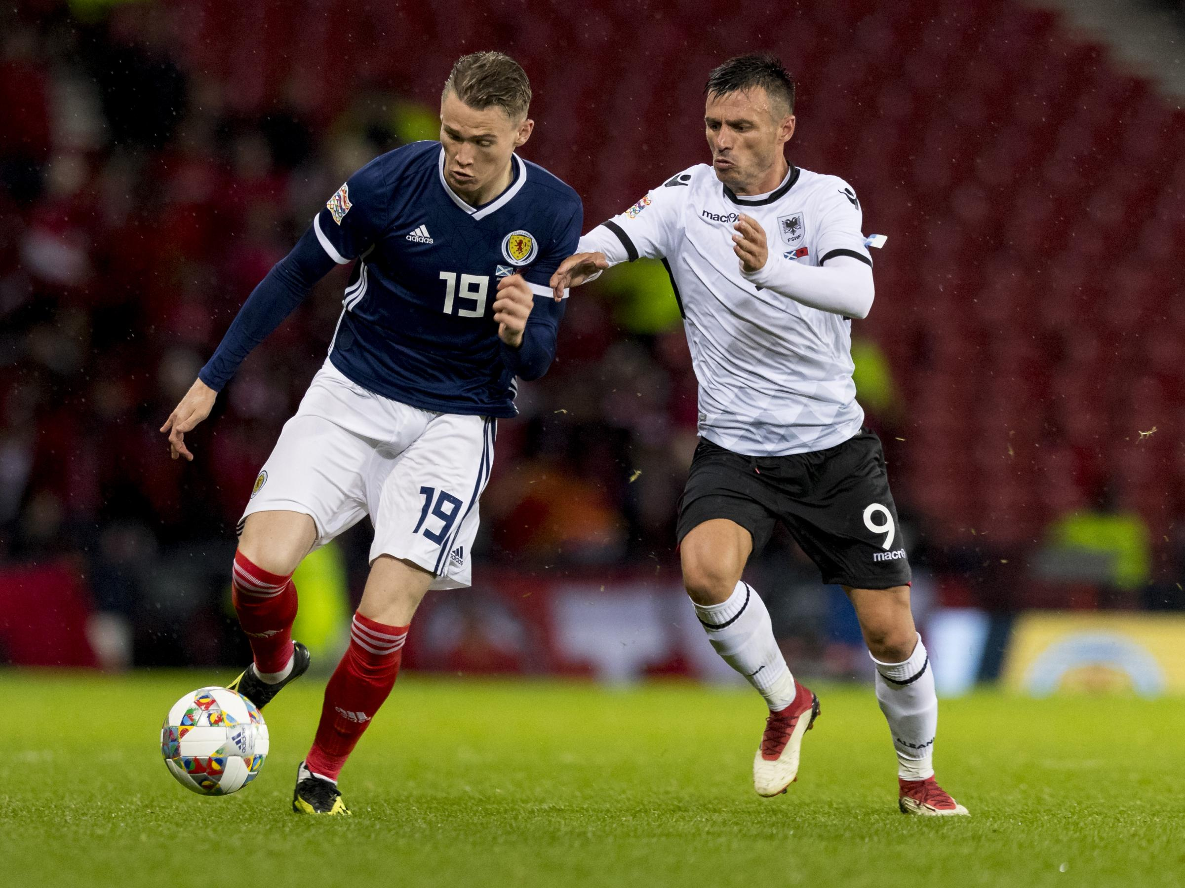 Celtic interested in McTominay deal